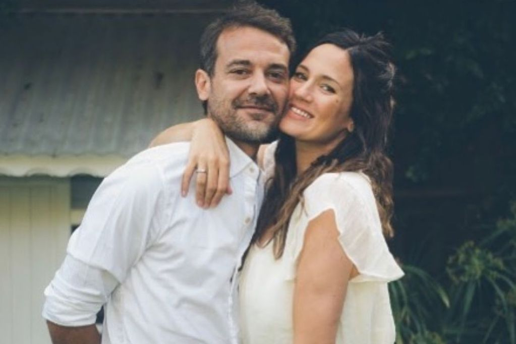 Paula Chaves y Pedro Alfonso.