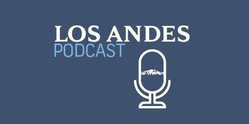 G. Bustelo, L. Rearte, N. Sampirisi, L. Oliva, P. Slukich, A. Vargas, F. Toledo, G. Guevara, P. Philippens, R. Sánchez, E. Ayassa, E. Scortichini, N. Nicolli, C. Bruzzone y L. Sabina. Parte del equipo de Los Andes Podcast.