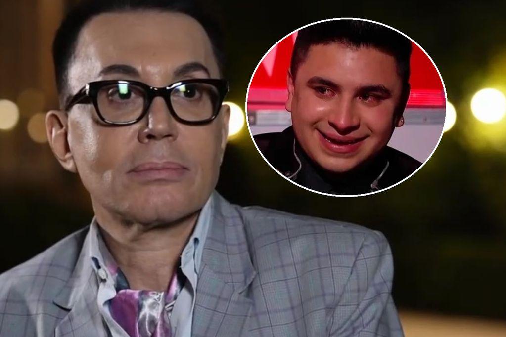 Marcelo Polino defendió a Francisco Benítez, ganador de La Voz Argentina, por estar ausente en el nacimiento de su hijo Ciro