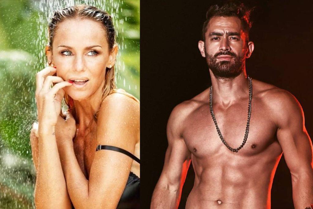 Sabrina Rojas oficializó su romance con el Tucu López con una selfie y una canción de Shakira
