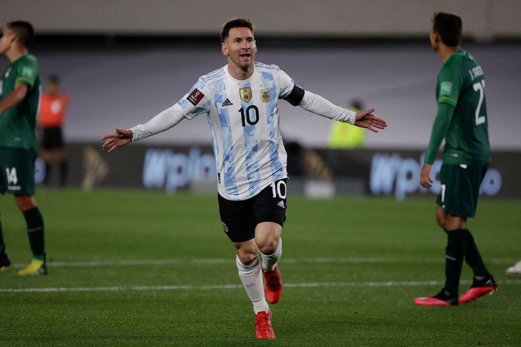 La cerveza de Lionel Messi se puede conseguir solo de manera limitada. - Archivo