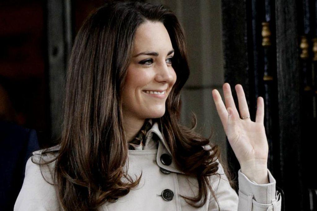 La Duquesa Kate Middleton una diva que no duda en reutilizar sus mejores conjuntos