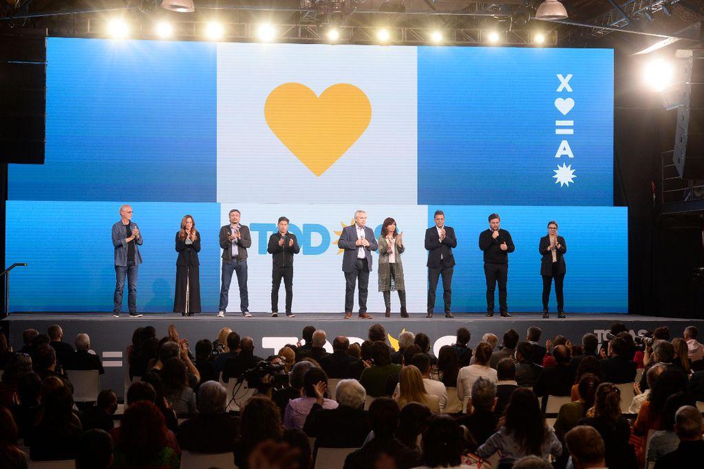 Alberto Fernández reconoció la mala performance de la alianza oficialista Frente de Todos en las elecciones primarias. Foto: Gentileza / ARGRA
