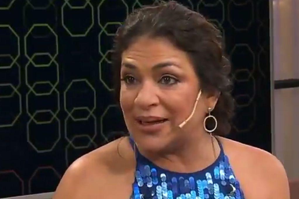 La actriz fue entrevistada por Catalina Dugli y contó su dura lucha.