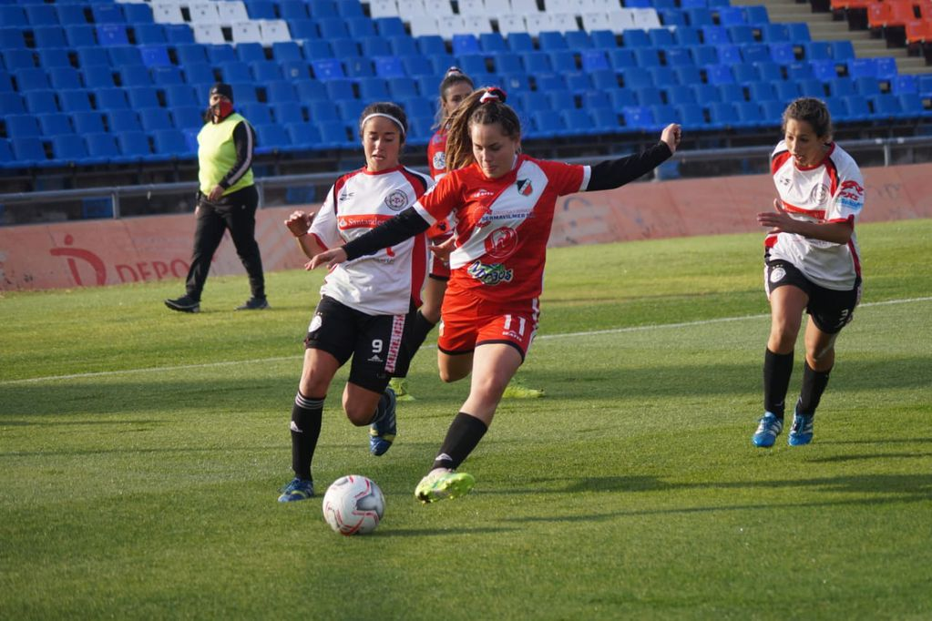 Copa de Plata: Fadep y Maipú en el Malvinas. /Gentileza prensa de Maipú.