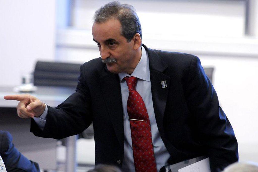 Guillermo Moreno, ex secretario de Comercio interior durante el gobierno kirchnerista.