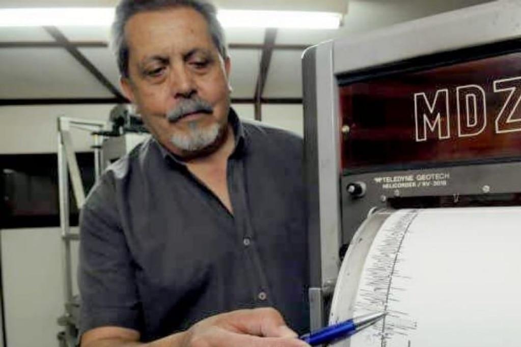 Miguel Castro, el especialista en sismos que siempre estaba dispuesto a compartir sus conocimientos en post de alertar y ayudar a la ciudadanía. Foto: Facebook.