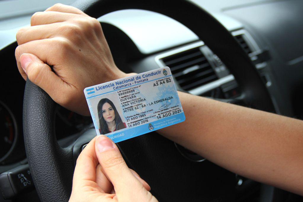 Licencia de conducir (argentina.gob.ar)