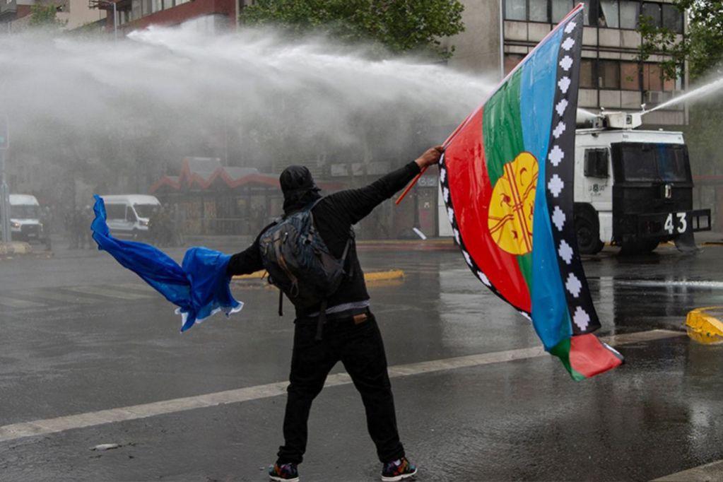 Conflicto mapuche en Chile