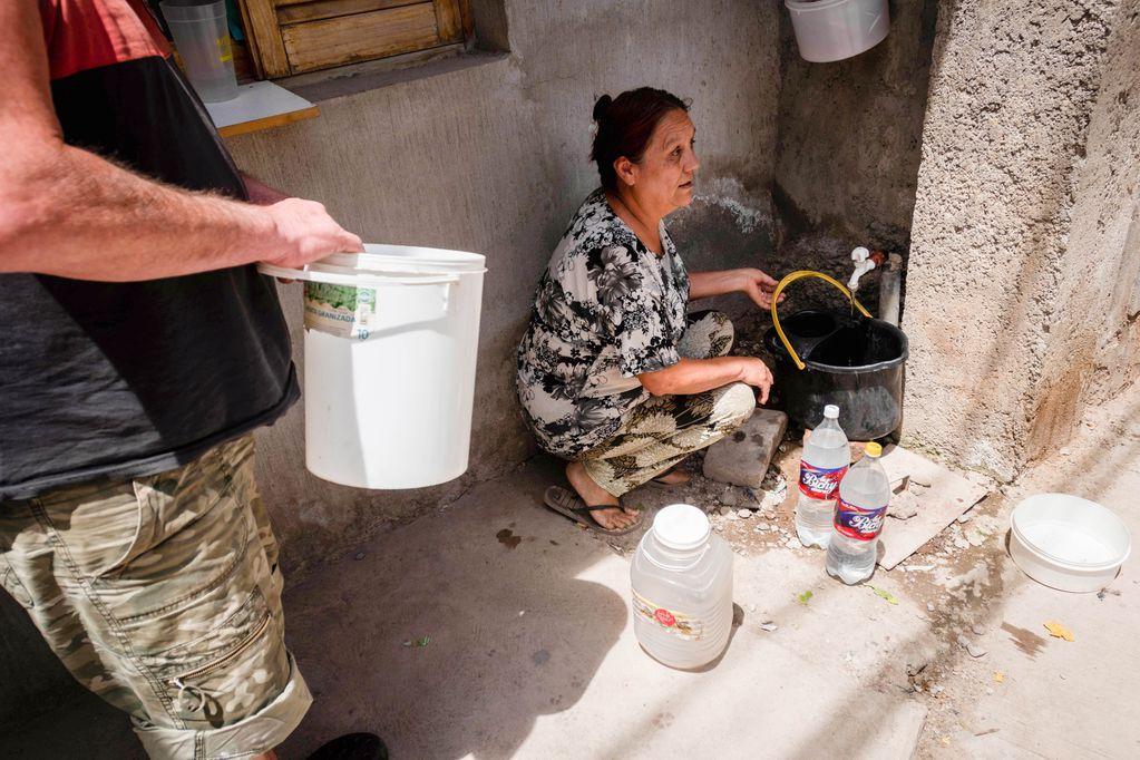 En primera persona: el drama de los mendocinos que cada año enfrentan el verano sin agua