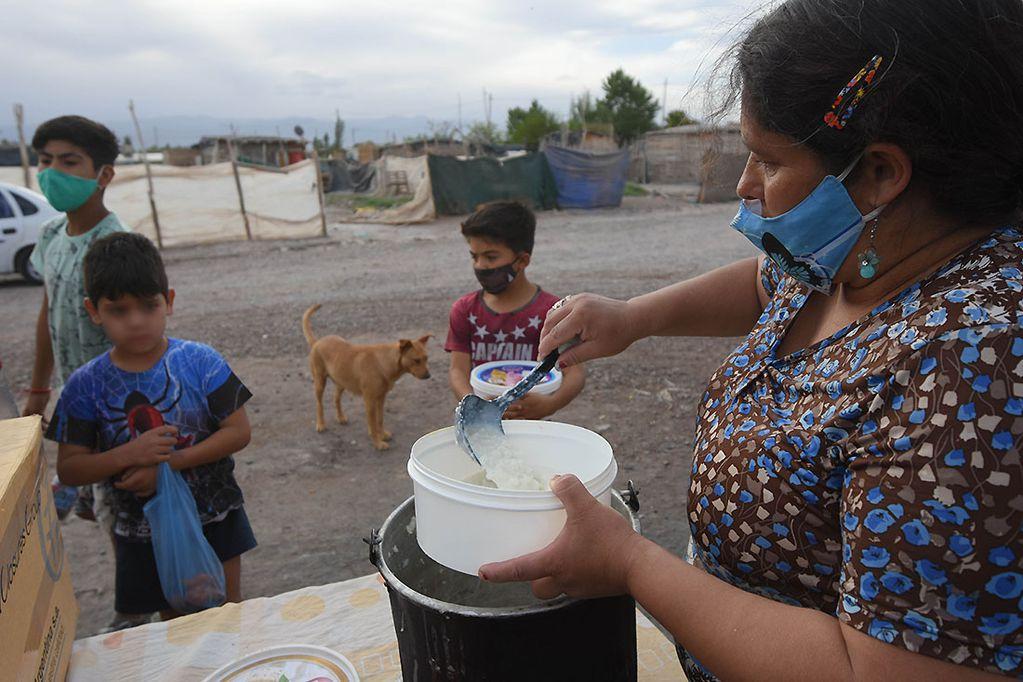 Por cada punto de inflación, 7 mil personas pasaron a ser pobres en Mendoza