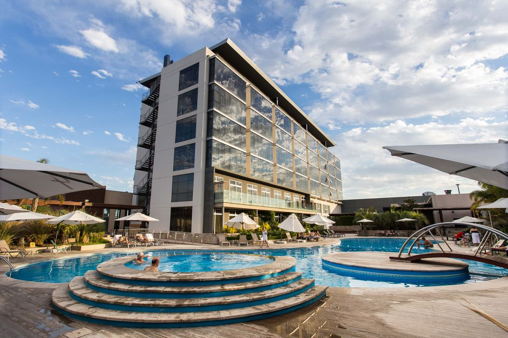 Viví una #Experiencia Guarda14 inspiradora en Esplendor Mendoza, más que un hotel