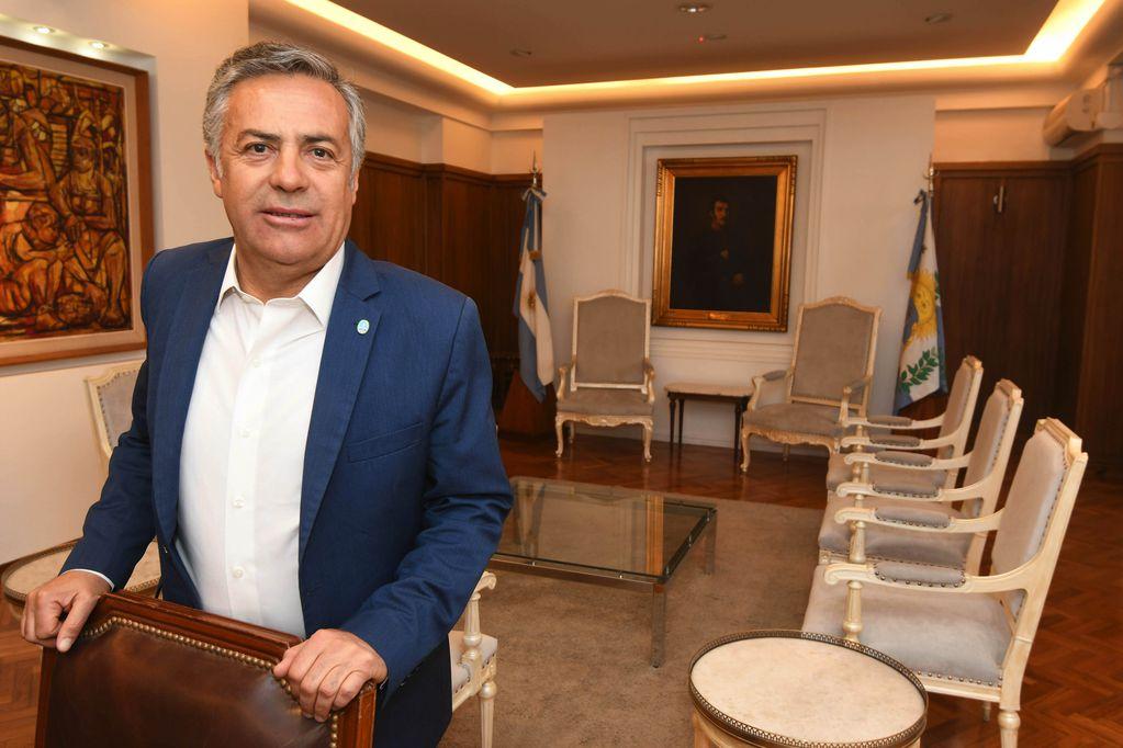 """Alfredo Cornejo: """"Ninguna elección está ganada y menos en Mendoza"""""""
