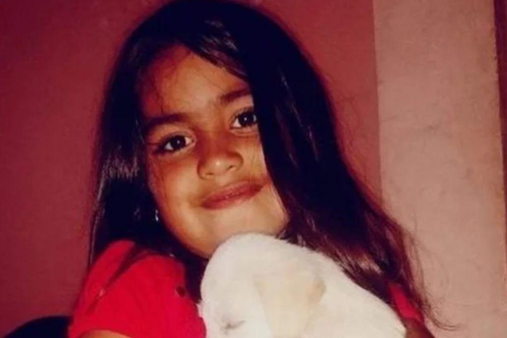 Cierran límites provinciales y buscan en todo San Luis a Guadalupe, la niña de 5 años desaparecida