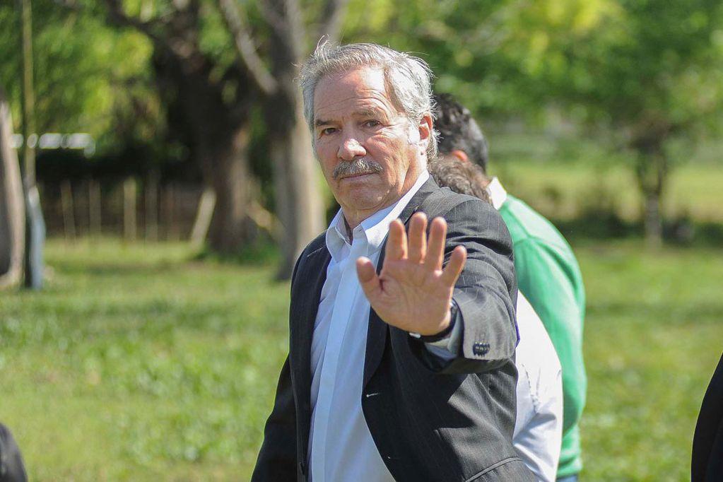 Felipe Solá ministro de Relaciones Exteriores, Comercio Internacional y Culto de la Nación Argentina  (Federico López Claro/La Voz).