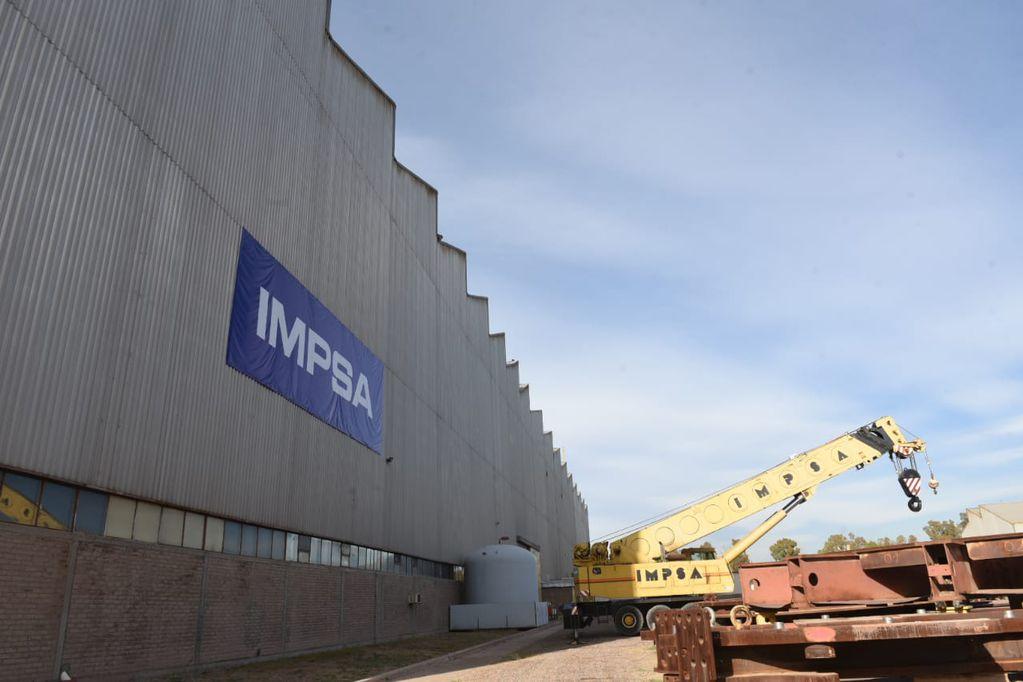 Mendoza integrará el directorio de Impsa con Pablo Magistocchi.