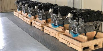 Motores V8 Top Race