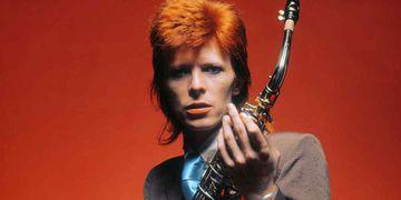 El Bowie de la era dorada.