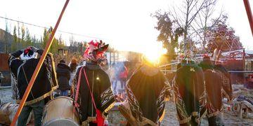 Celebración Año Nuevo del Sur Mendoza