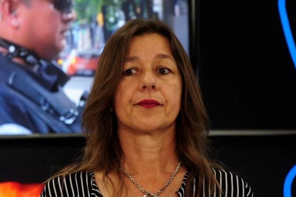 Sabina Frederic, ministra de Seguridad