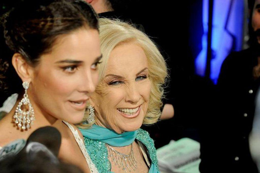 La actriz se mostró feliz por a recuperación de su abuela y dio detalles / Gentileza