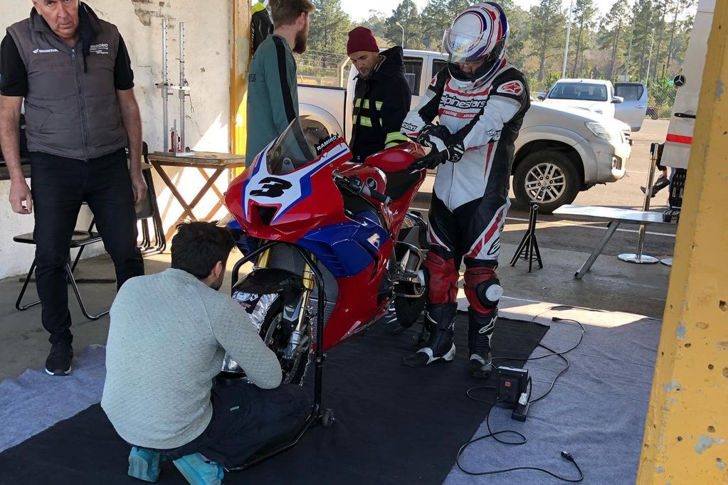 Honda regresa al Superbike Argentino