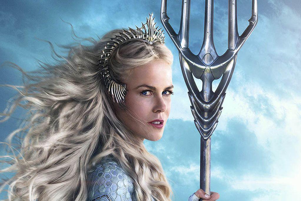 """Nicole Kidman vuelve a """"Aquaman 2"""" como la madre de Jason Momoa"""