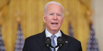 Joe Biden en discurso ante la Asamblea de la ONU.