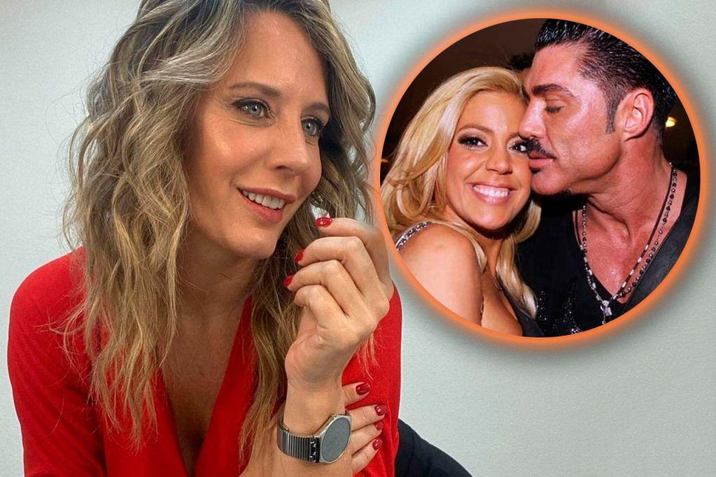 Rocío Marengo contra Virginia Gallardo por no participar de la serie de Ricardo Fort
