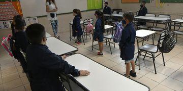 Inicio del ciclo lectivo en Mendoza