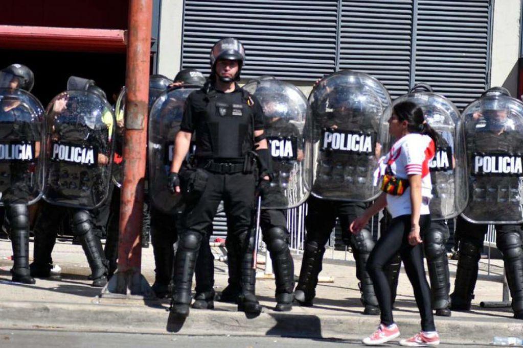Operativo: admiten fallas de la Policía
