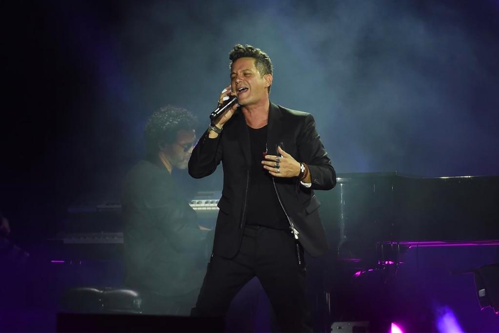 """Mirá completo el concierto """"El Alma al Aire"""" de Alejandro Sanz, vía GoMusic"""