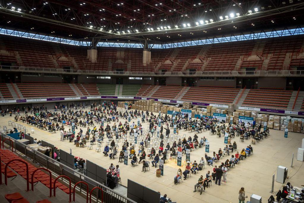 El operativo más grande: 7.000 personas del Gran Mendoza serán vacunadas este fin de semana