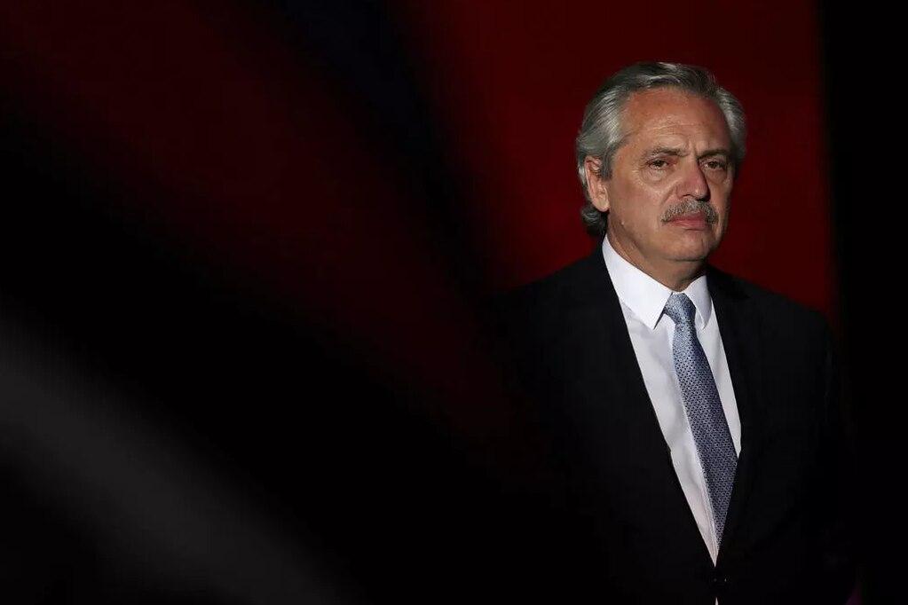 Alberto Fernández recibió el resultado del pcr y reafirmaron que tiene coronavirus