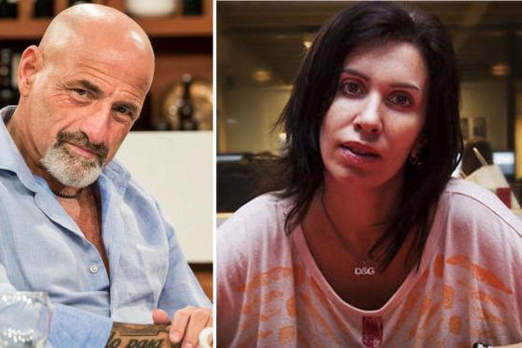 ¿Romance confirmado? Aseguran que Gustavo Sofovich y Samanta Farjat viven una apasionada relación
