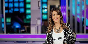 Fernanda Arena, la periodista con coronavirus