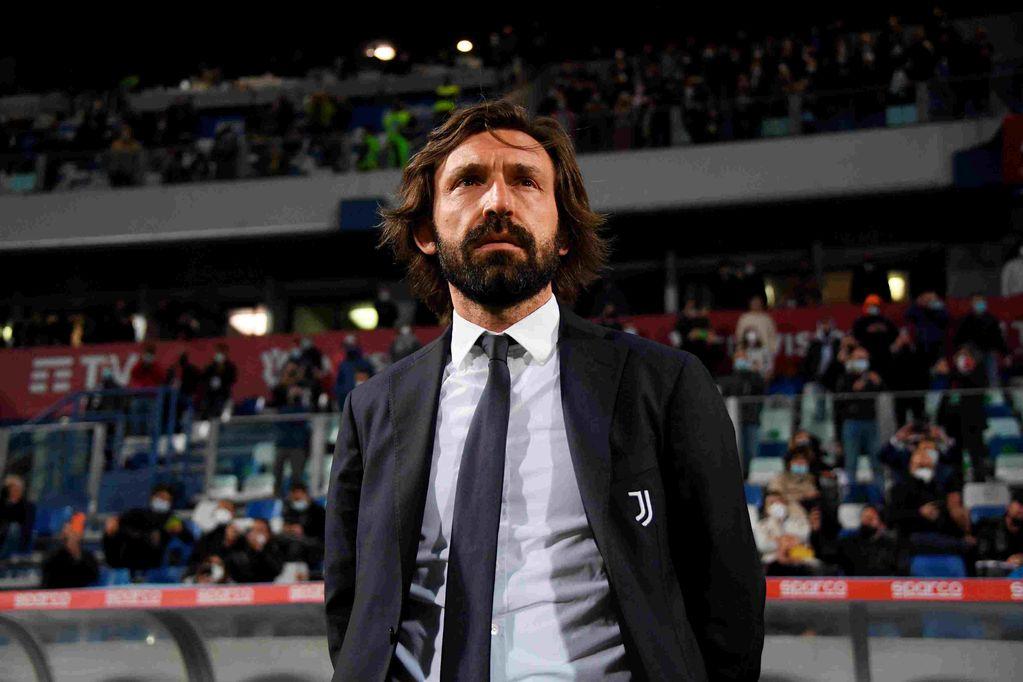 Sigue la sangría de entrenadores en Europa: Juventus despidió a Pirlo y minutos después le encontró reemplazo