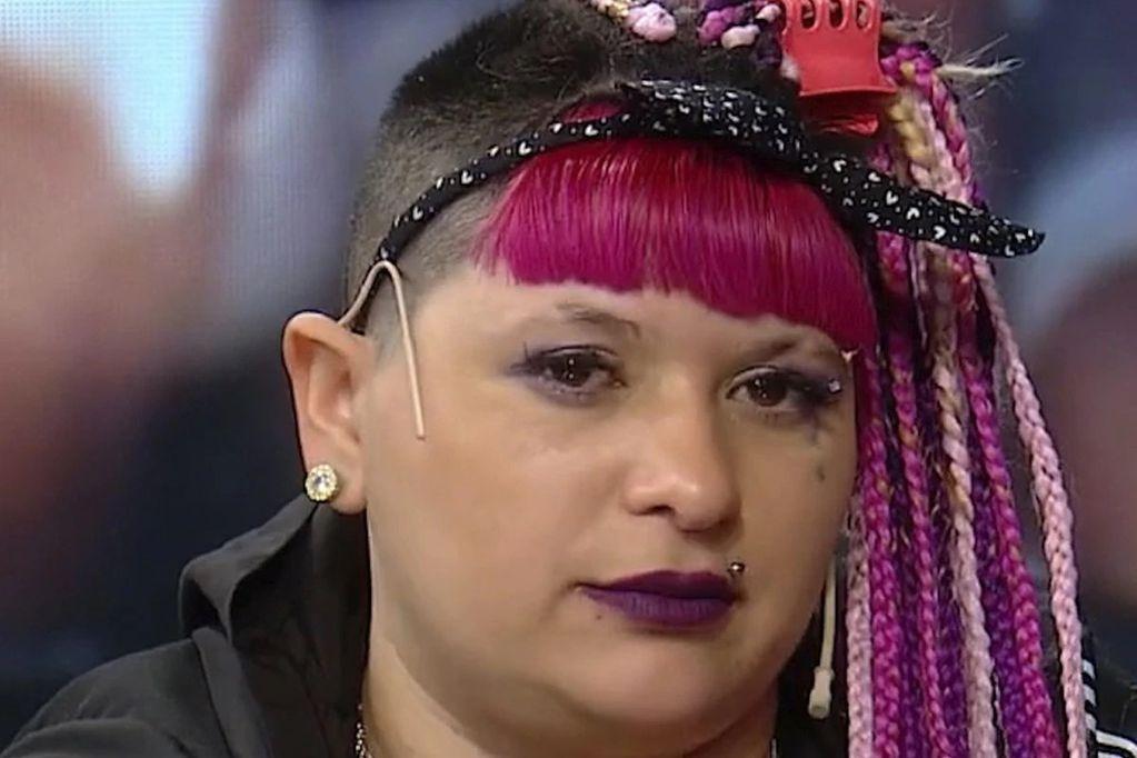 """El doloroso relato de La Chabona: """"Las lágrimas que tengo tatuadas son por mi hijo"""""""