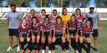 Luján y su proyecto del fútbol femenino