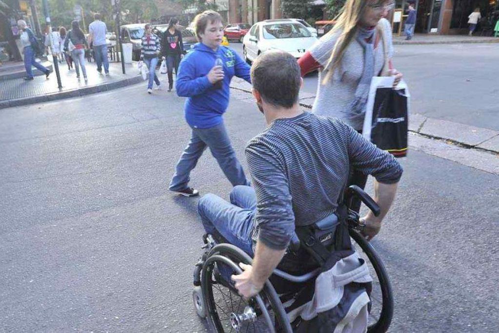A Mendoza le correspondieron 5785 pensiones no contributivas para personas con discapacidad. - Imagen ilustrativa