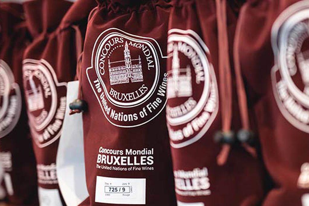 Trece vinos argentinos consiguieron medallas en el Concours Mondial de Bruxelles. - Gentileza
