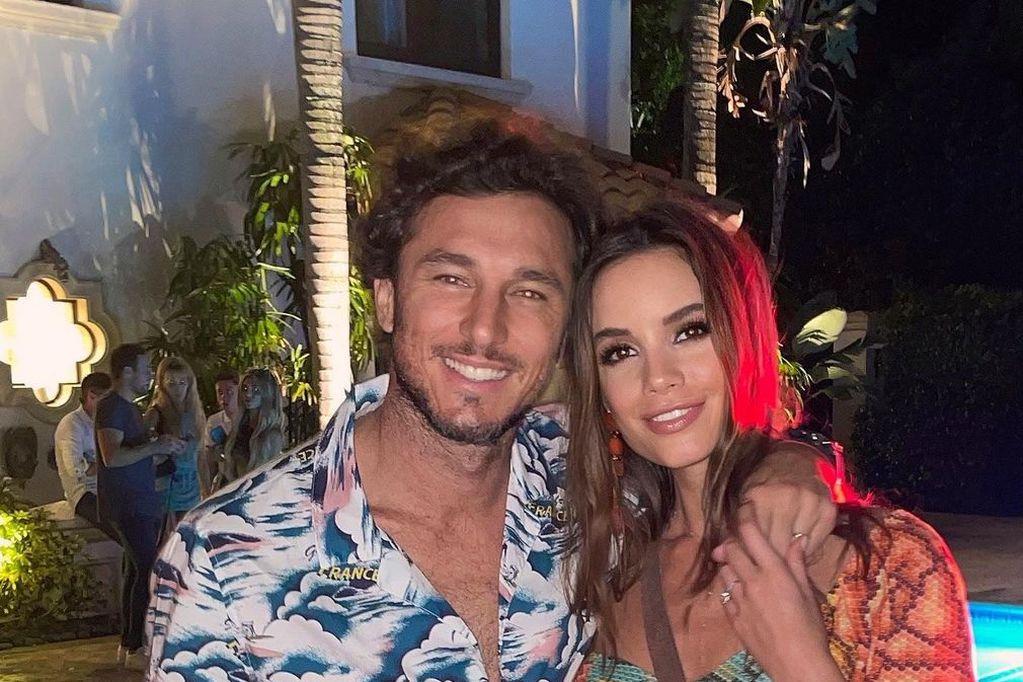 Juan Pico Mónaco y Diana Arnopoulos estarían esperando un varón