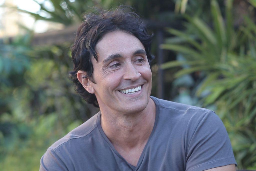 Sebastián Estevanez habló por primera vez luego de su accidente doméstico