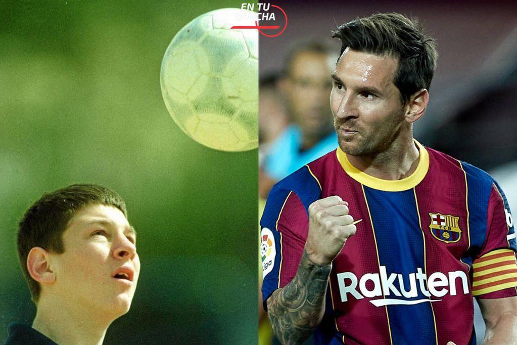 El primer contrato entre Lionel Messi y Barcelona: quién la tiene y dónde está la servilleta