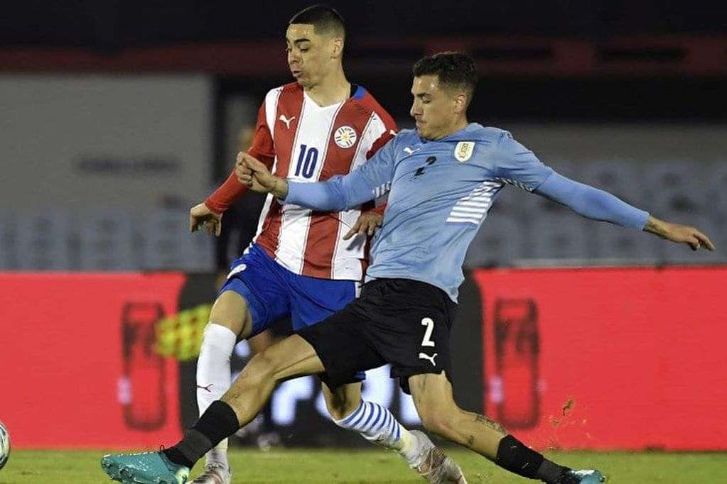 Eliminatorias: Uruguay y Paraguay no se sacaron ventajas en el Centenario