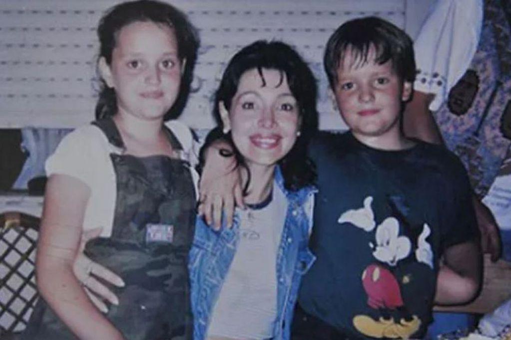 Cómo es la vida de Fabrizio, el hijo de Gilda que sobrevivió al accidente en el que la cantante murió