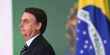 Jair Bolsonaro - Los Andes