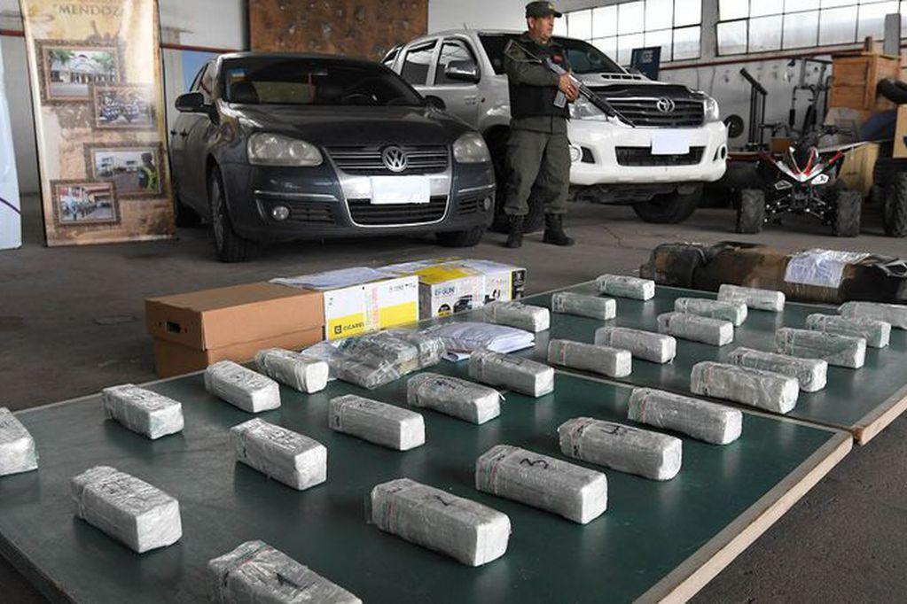 Condenaron a una familia narco de Guaymallén que en tres años se hizo millonaria