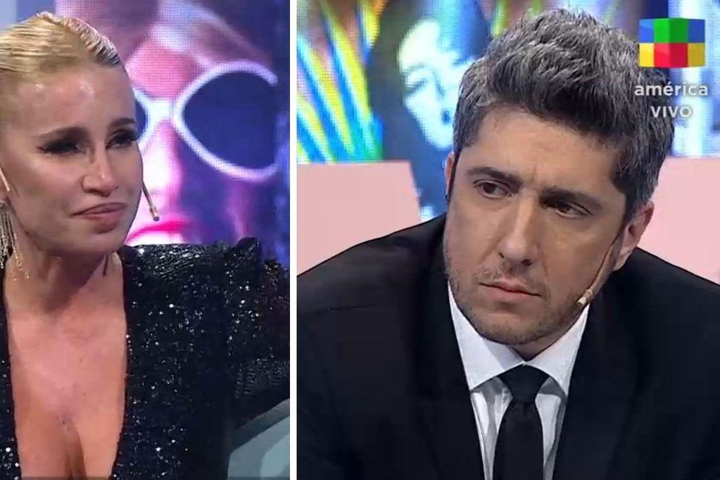 """Florencia Peña se quebró al hablar de su visita a Olivos y habló de las críticas: """"Hoy fue un día especial para mi"""""""