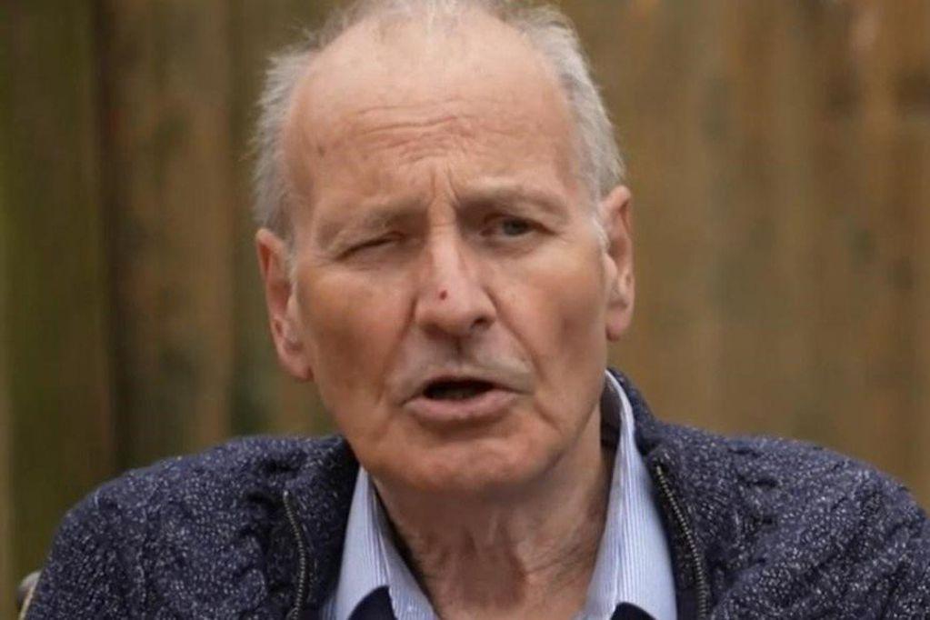 Dave Smith, el hombre que hasta el momento, ha sido considerado el caso más largo de coronavirus.